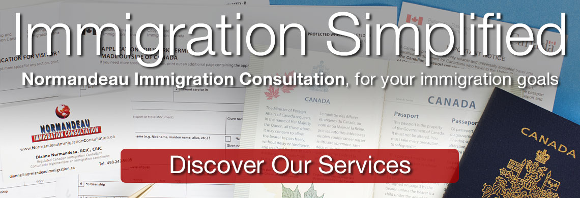 Normandeau Immigration Consultation, for you immigration goals